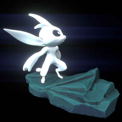Ori.PNG Download free STL file Ori • 3D printable object, Blascool