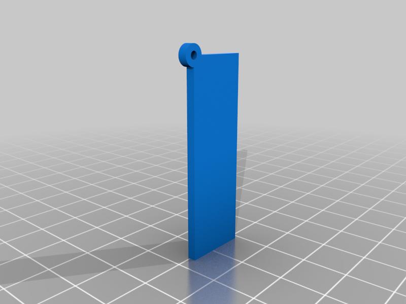 bosyapma.png Télécharger fichier STL gratuit Boş Porte-clés Yapma - un porte-clés en turc (anahtarlık) • Design pour impression 3D, guvenonru