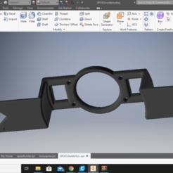 Ekran_Görüntüsü_68.png Télécharger fichier STL gratuit porte-bobine • Design imprimable en 3D, guvenonru