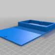 Download free 3D printing files Book box with sword hinge, guvenonru