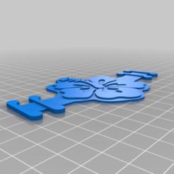 Télécharger modèle 3D gratuit Bandeau de masque chirurgical - Bords lissés plus petits et fleuris, guvenonru