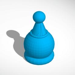 Télécharger fichier 3D gratuit Pièce de Jeu - Parcheesi, Sablebadger