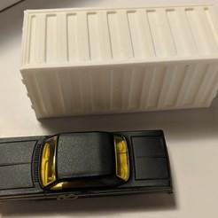 Descargar modelos 3D gratis Gaslands - Contenedores de transporte Caja con tapa corrediza, Sablebadger
