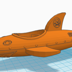 Download free STL file Octonauts Gup-B toy, Sablebadger