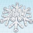 screenshot-17.png Télécharger fichier STL gratuit Tournevis sonique Snowflake - Doctor Who • Modèle à imprimer en 3D, Sablebadger