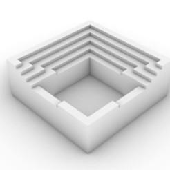 1.JPG Download STL file Ashtrays & bowl & flower pot • 3D printable template, mahdikhalafy