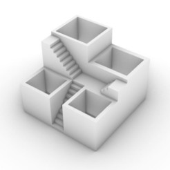 1.JPG Download STL file Bowl & Flower pot & pencil case • 3D printer model, mahdikhalafy