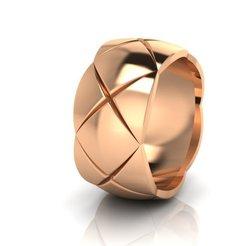 Descargar modelo 3D Modelo de impresión en 3D de un anillo de joyería, VGmod