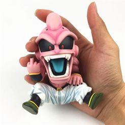 Descargar modelos 3D Kid boo y Baby yoda, leonardomurilo