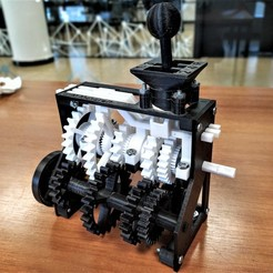 Download free 3D printer model GEARBOX, MijailMakaroff