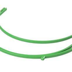 Télécharger fichier imprimante 3D gratuit Protecteur facial COVID-19, gino-savro