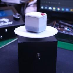 Descargar modelo 3D gratis soporte giratorio, CustomHogluGarage