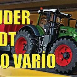 Untitled-1-01.jpg Download free STL file Bruder Fendt 1050 Vario Traktör Rc Conversion • Model to 3D print, CustomHogluGarage