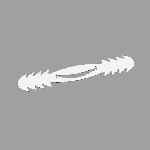 Descargar archivo 3D gratis Accesorio de la máscara SebLab3D Máscara sonriente Covid-19, Vape