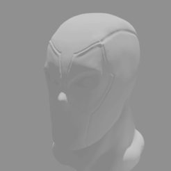 Descargar modelo 3D Deadpool, Nigthy