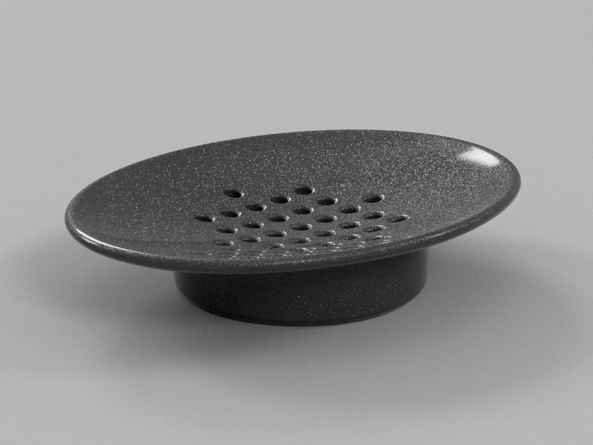 Soap_Dish_v6.jpg Télécharger fichier STL gratuit Porte-savon • Objet imprimable en 3D, VICLER
