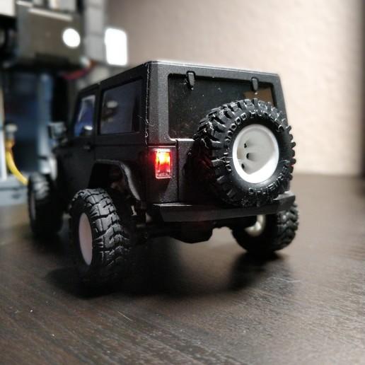 IMG_20181005_183627_Bokeh.jpg Download free STL file Orlandoo Hunter crawler wider rims • 3D printing model, VICLER