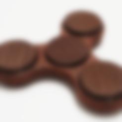 Télécharger fichier impression 3D gratuit Mini Fidget Spinner, VICLER