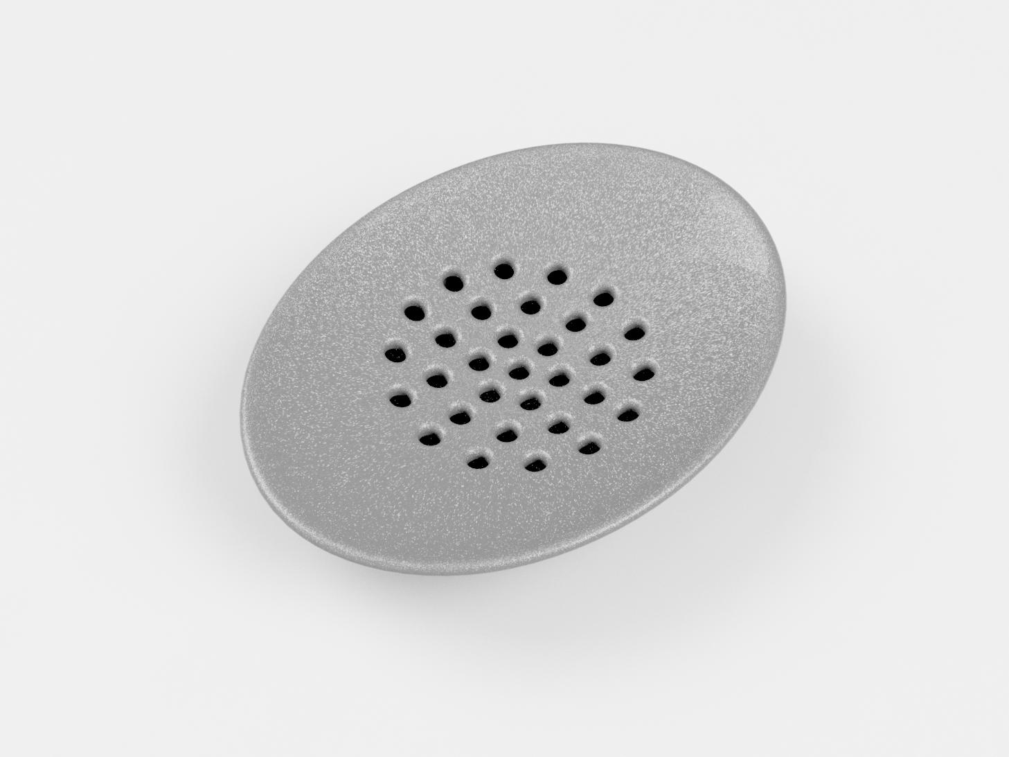 Soap_Dish_v9.png Télécharger fichier STL gratuit Porte-savon • Objet imprimable en 3D, VICLER