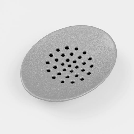 Soap_Dish_v9.png Download free STL file Soap Dish • 3D printing design, VICLER