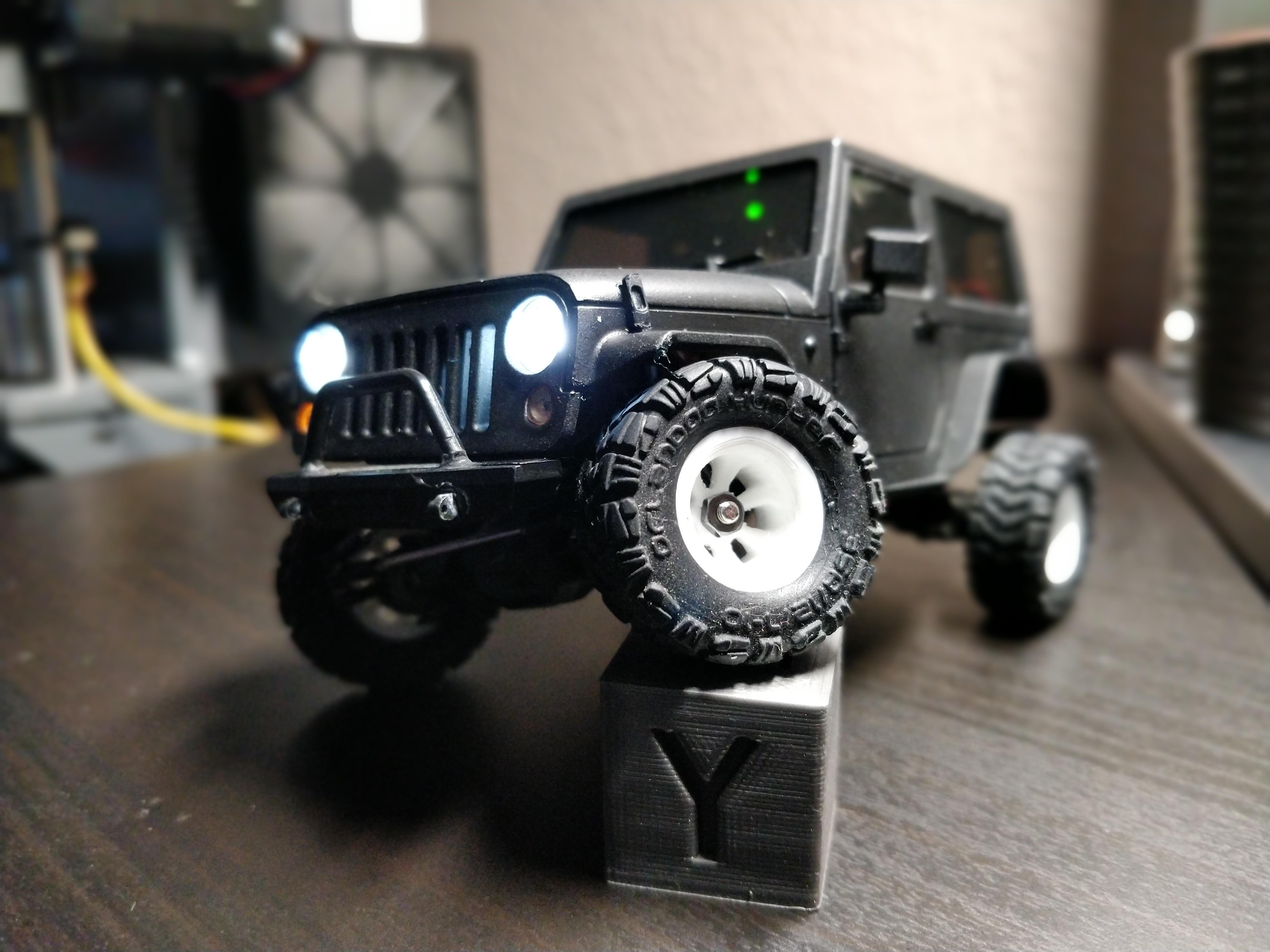 IMG_20181005_183458_Bokeh.jpg Download free STL file Orlandoo Hunter crawler wider rims • 3D printing model, VICLER
