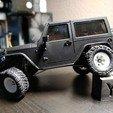 IMG_20181005_183550_Bokeh.jpg Download free STL file Orlandoo Hunter crawler wider rims • 3D printing model, VICLER
