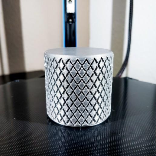 IMG_20181220_022808.jpg Télécharger fichier STL gratuit Conteneur rond avec hauteur à l'infini • Design imprimable en 3D, VICLER