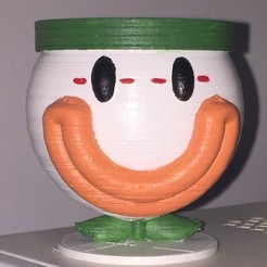 koopa clown.jpg Télécharger fichier STL Clown Koopa • Objet pour imprimante 3D, fuchoh3