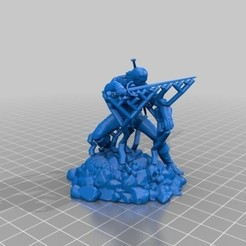 Download free 3D printer model the witcher gerald, sullyvan57
