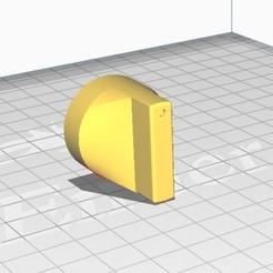 1.jpg Télécharger fichier STL Sélecteur / bouton de volume • Plan imprimable en 3D, r3trac3