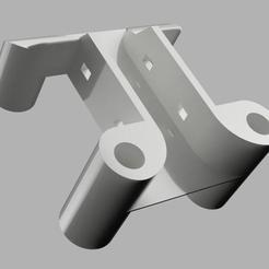 Descargar archivo 3D Armattan Chameleon Ti 7 pulgadas LR TBS Crossfire receptor de montaje delantero, Cr-fpv