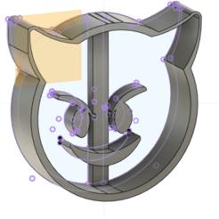 evcookie.png Download STL file Evil cookie • 3D printer design, addelgos