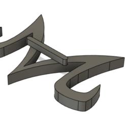 fdadfsdaf.png Download STL file Two finger ring. • 3D printer template, addelgos