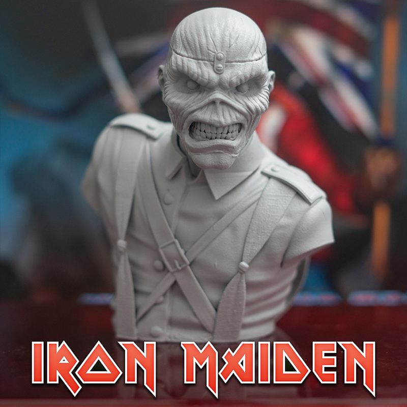 cults_.4.jpg Download STL file Eddie - The Trooper [Iron Maiden] • 3D printable object, stonestef