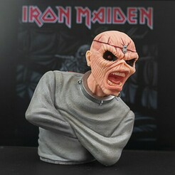 DSC02468.jpg Download STL file Eddie - Piece of Mind [Iron Maiden] • 3D print design, stonestef