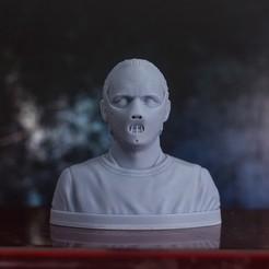 f_c1.jpg Download STL file Hannibal Lecter • 3D printer object, stonestef
