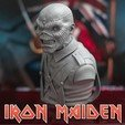 cults_.2.jpg Download STL file Eddie - The Trooper [Iron Maiden] • 3D printable object, stonestef