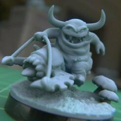 2.jpg Télécharger fichier STL gratuit Nigel et la petite bête Bitey • Design pour imprimante 3D, mrmcangry