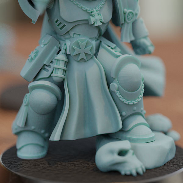 3b.jpg Download STL file Champion of the Emperor • 3D print object, mrmcangry