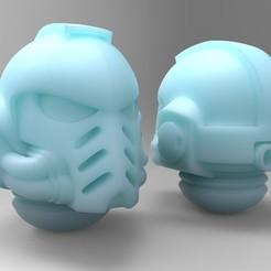Descargar modelos 3D gratis Casco Hellblaster Prime, mrmcangry
