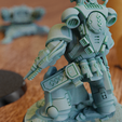 Download free 3D printing files Marty the Space Medic, mrmcangry