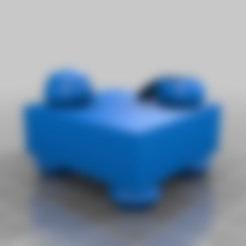 GobanDeco.stl Télécharger fichier STL gratuit Décoration de Goban • Objet à imprimer en 3D, Dr4l3g