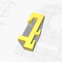 owlkeyskadisadapter.png Download free STL file Skadis Adapter For The Owl Wall Key Holder • Design to 3D print, Dr4l3g