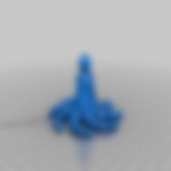 OctoKoro.stl Télécharger fichier STL gratuit OctoKoro • Modèle pour impression 3D, Dr4l3g