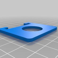 blockoutrollerhook.png Télécharger fichier STL gratuit Crochet de remplacement du rouleau de blocage - Ikea TUPPLUR • Objet pour imprimante 3D, Dr4l3g