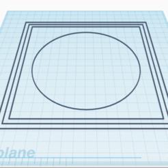 BedLevelingSTL.png Télécharger fichier GCODE gratuit Nivellement du lit pour la buse 0,4 - Geeetech A10 • Modèle pour impression 3D, Dr4l3g