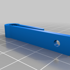 petitsuissecoupe.png Download free STL file Suspension Clip Pocket Knife • Template to 3D print, Dr4l3g