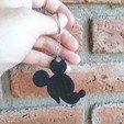 20191128_182854.jpg Télécharger fichier STL gratuit Porte-clés Mickey et Minnie • Modèle pour impression 3D, Axis_I3D
