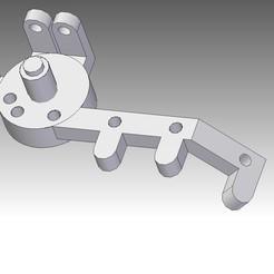 clock.jpg Télécharger fichier STL L'horloge AT-AT Greeblies • Objet pour impression 3D, Argos_AW