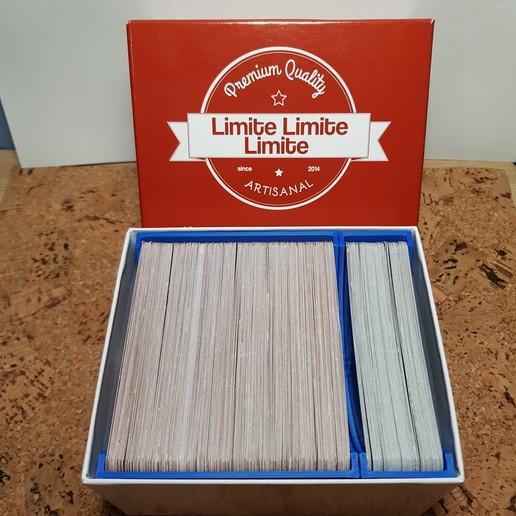 Download free 3D printer designs Limit game storage boxes, imprimans